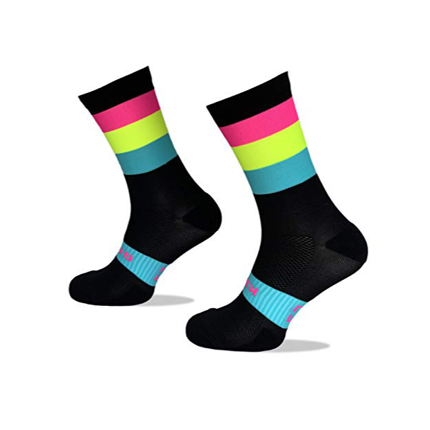 Calcetines para ciclismo altos