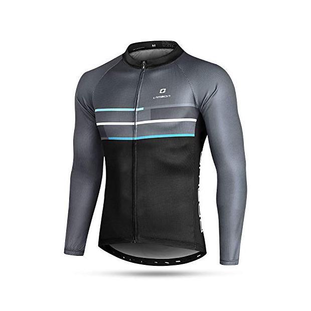 Camisetas de ciclismo con mangas largas