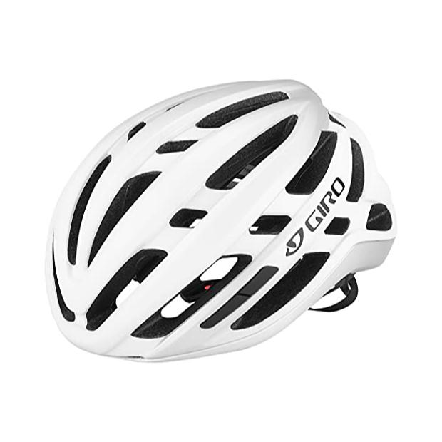 Cascos de ciclismo de carretera blanco