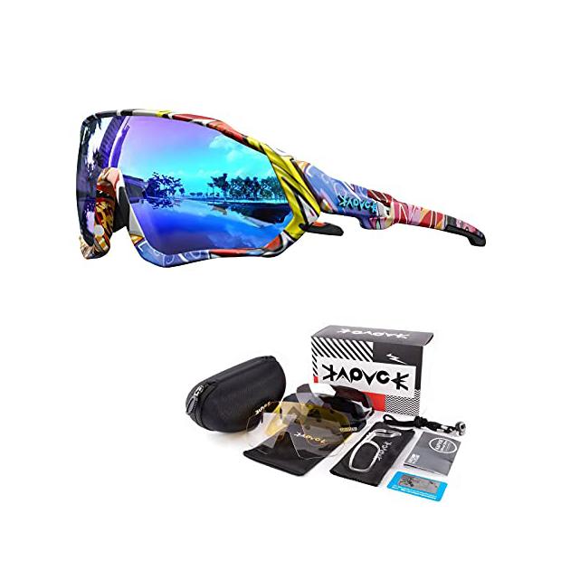 Gafas de ciclismo grandes