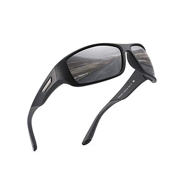 Gafas de ciclismo negras