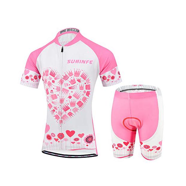 Maillots de ciclismo para niñas