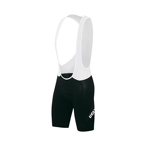 Pantalones de ciclismo con badana desmontables
