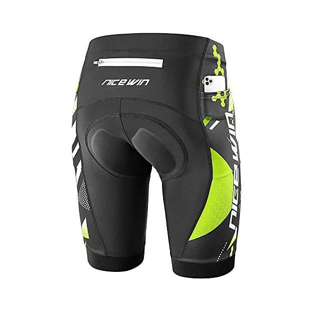 Pantalones de ciclismo con gel