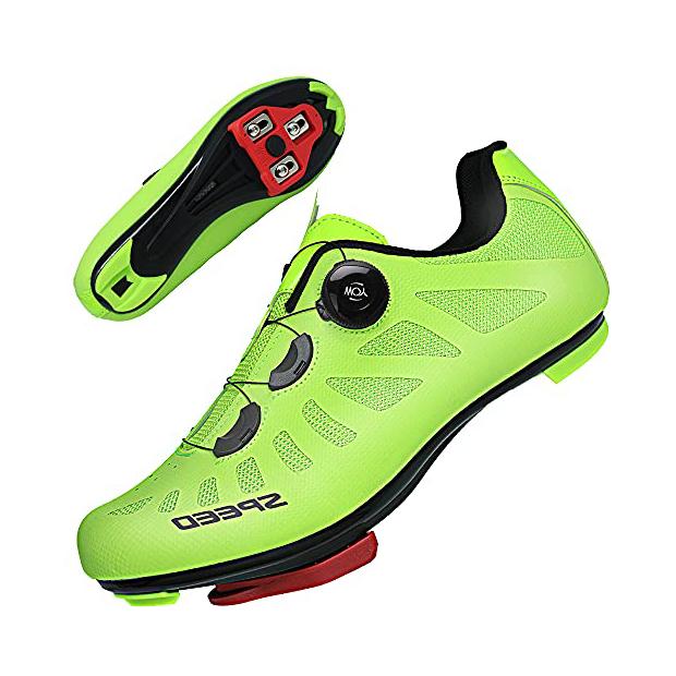 Zapatillas de ciclismo con horma ancha