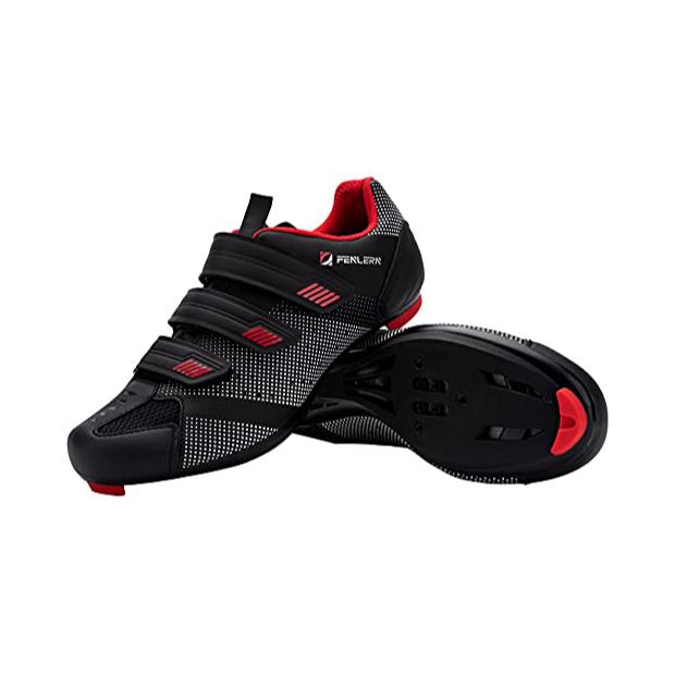 Zapatillas de ciclismo con plataforma