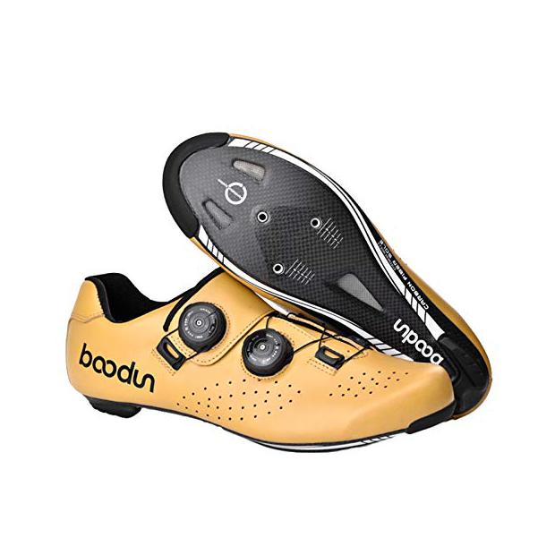 Zapatillas de ciclismo retro