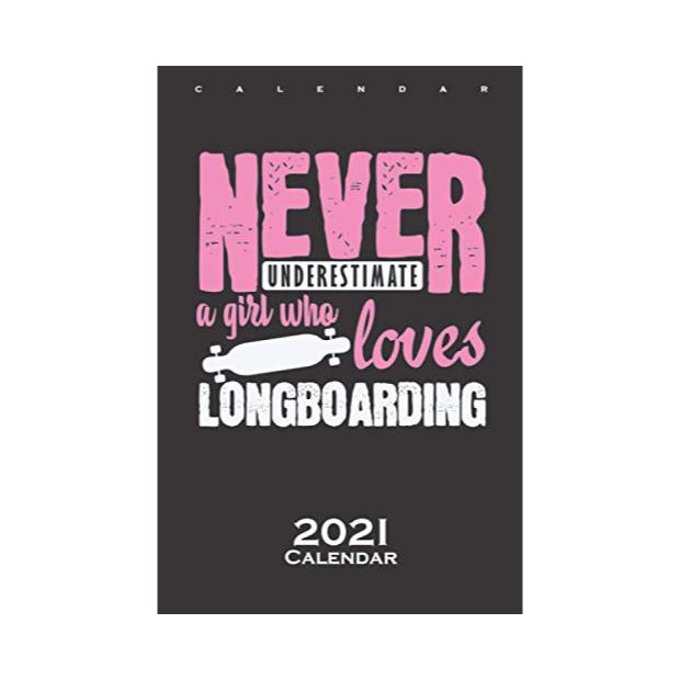 Longboard Dancing girl
