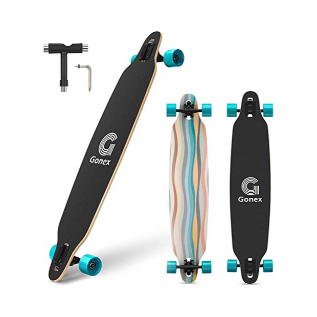 Longboard azules
