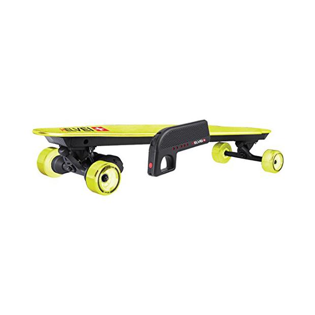 Longboard con motor