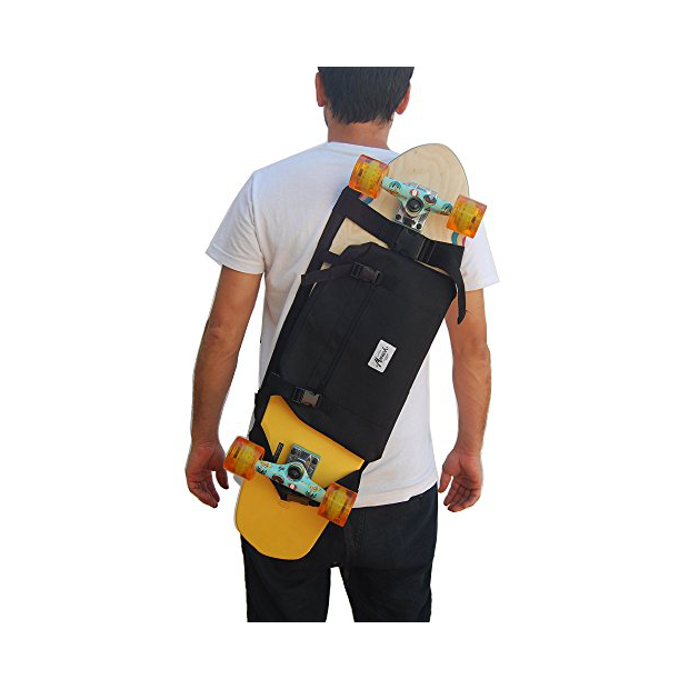 Mochilas para longboard