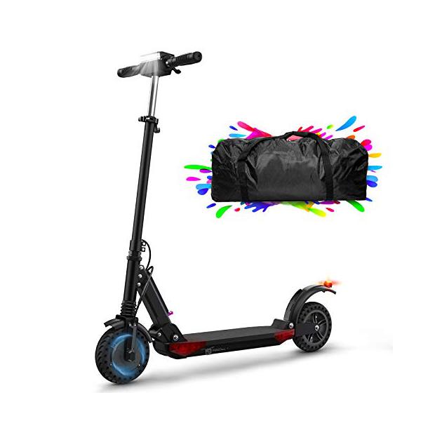 Patinetes eléctricos 3 ruedas para adultos