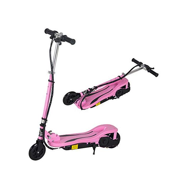 Patinetes eléctricos para niñas rosas